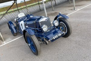 Ex-Works Competition Department 1935 Riley 'TT' Sprite AVC 1 For Sale