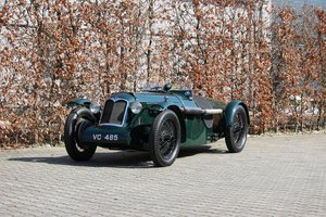 1928 Treen Riley 9 - FIA & VSCC Papiere For Sale