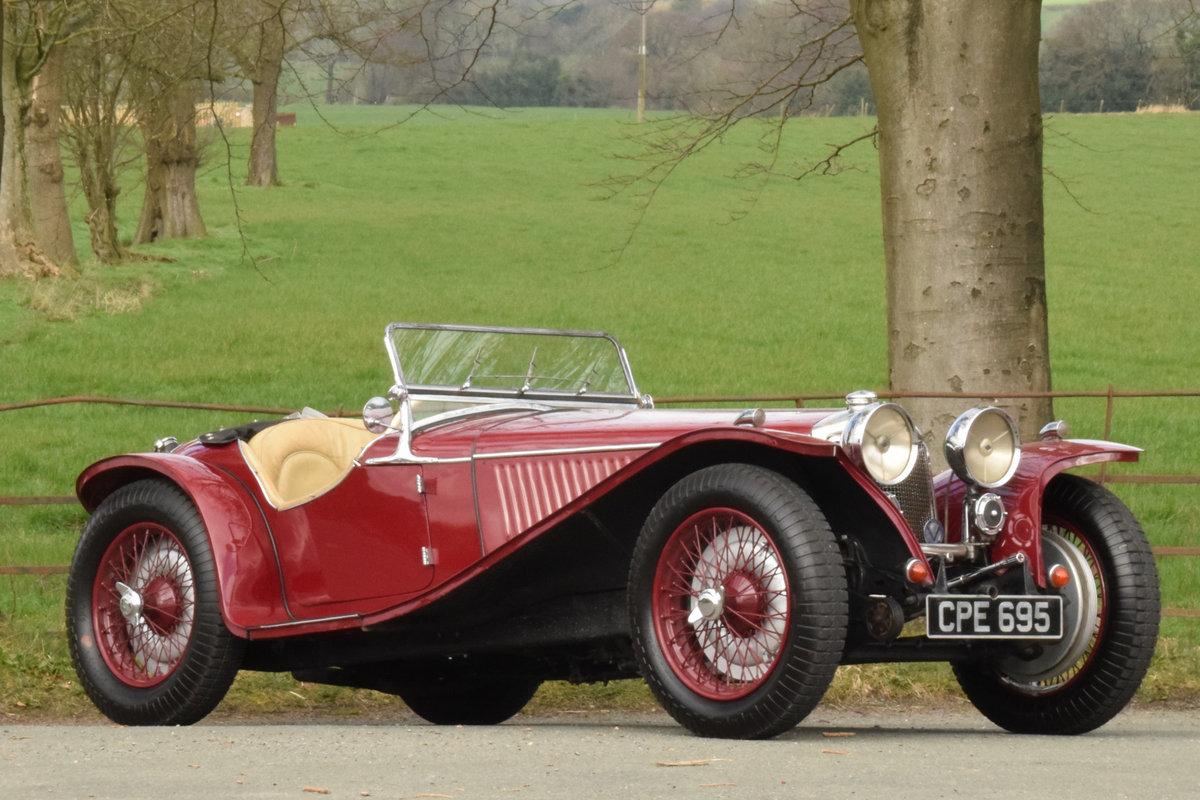 1935 Riley MPH replica For Sale (picture 1 of 6)