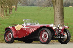1935 Riley MPH replica For Sale
