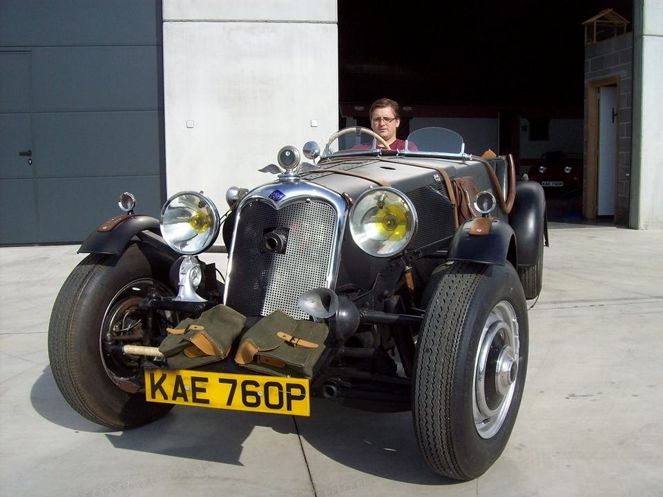 1953 RME roadster special For Sale (picture 1 of 6)