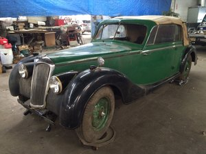 1950 Riley Drophead Coupe For Sale