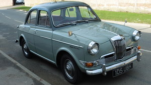 1961 Riley One Point Five Restored 25 years ago Still Exceptional SOLD