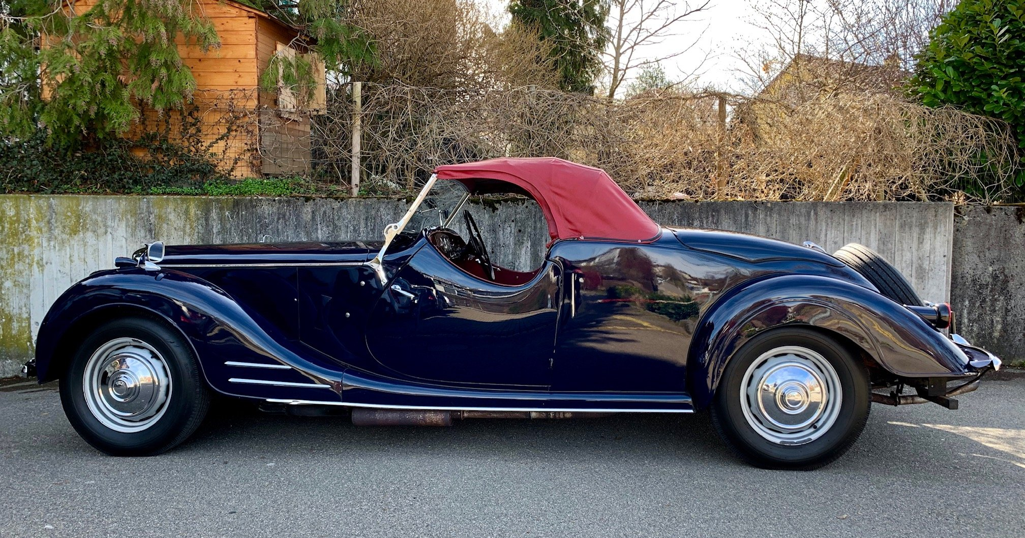 1949 2,5 RMC Roadster For Sale (picture 2 of 6)