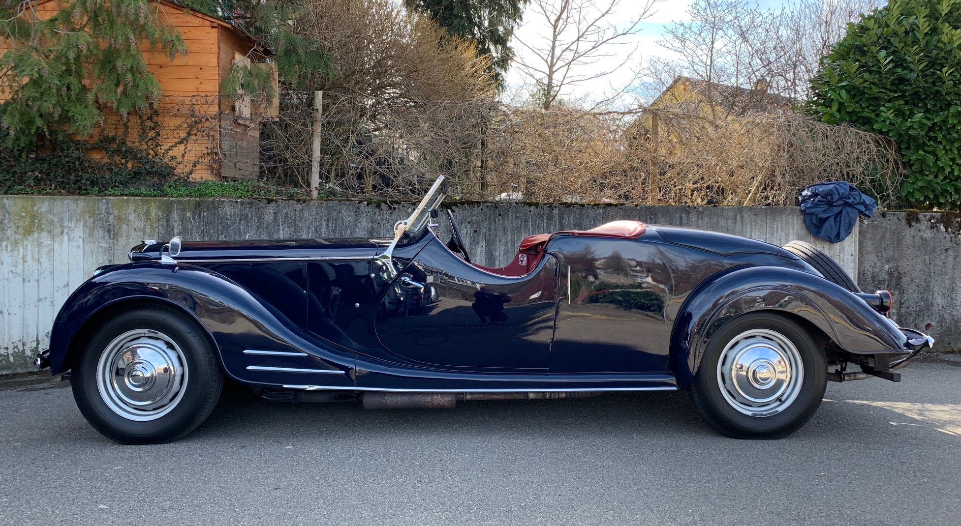 1949 2,5 RMC Roadster For Sale (picture 3 of 6)
