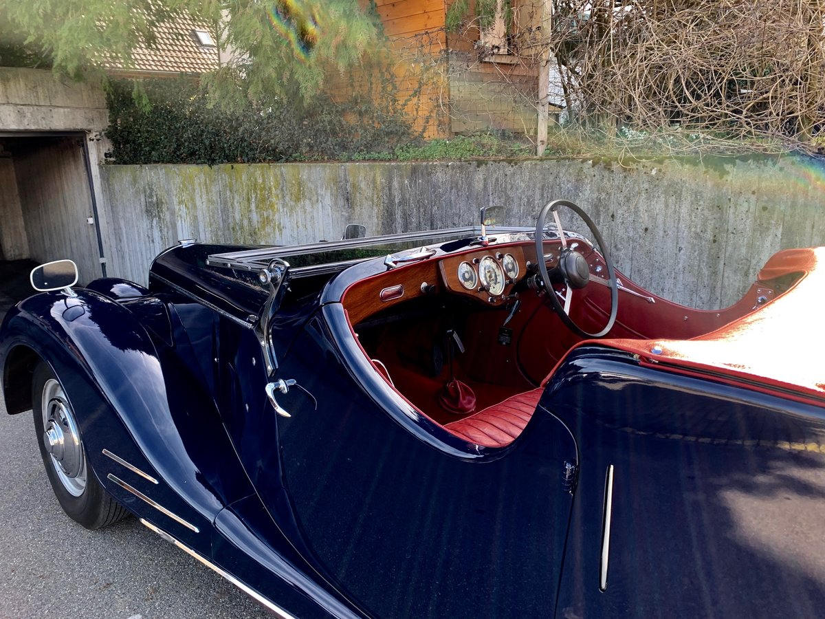 1949 2,5 RMC Roadster For Sale (picture 4 of 6)