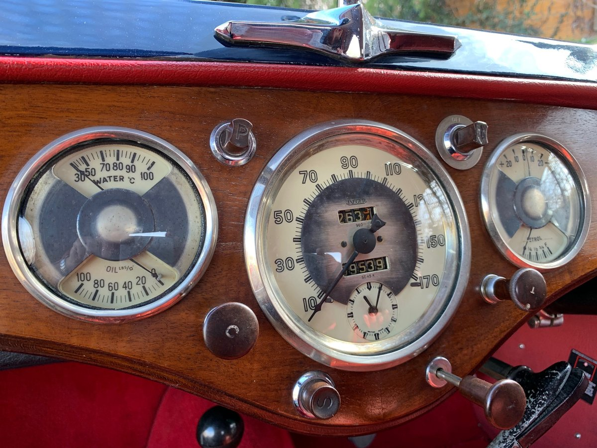 1949 2,5 RMC Roadster For Sale (picture 5 of 6)