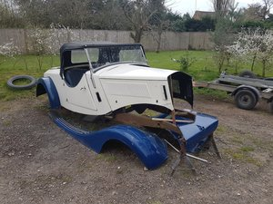 Riley Sports/Tourer body SOLD