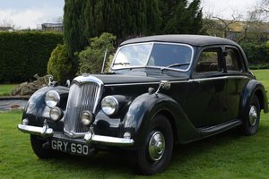1950 RILEY RMA - HIGHLY USEABLE, ROCK SOLID EXAMPLE For Sale