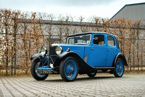 1932 Riley 9 Monaco Saloon For Sale