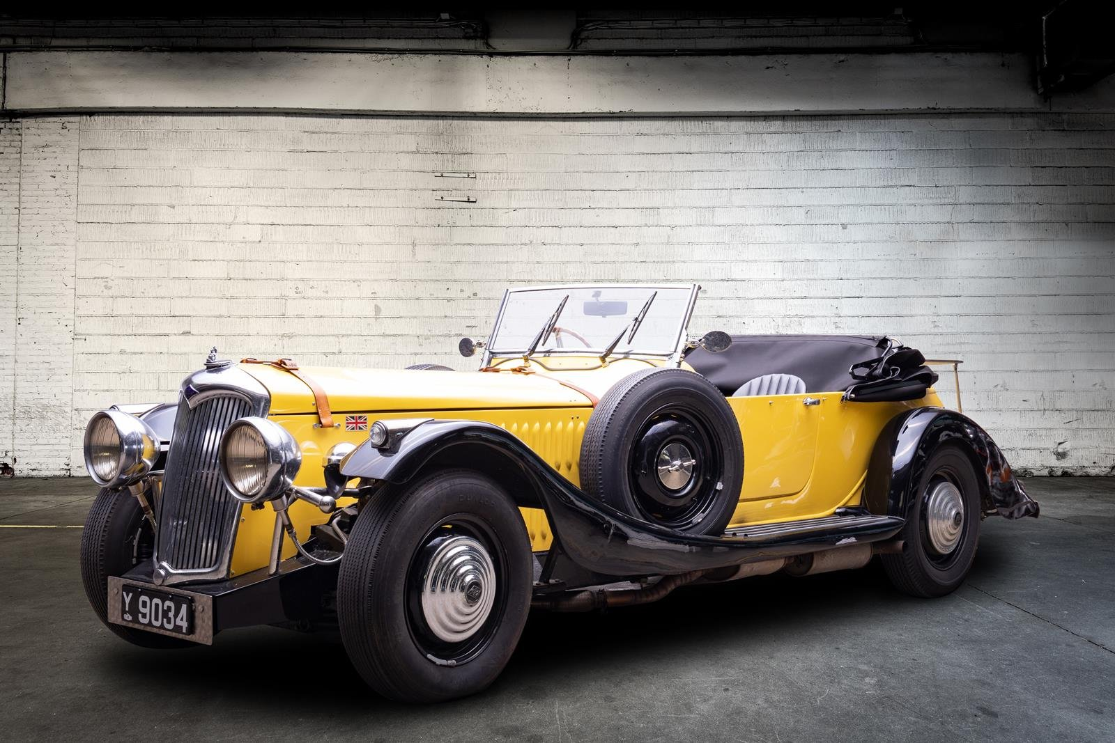 Riley Roadster 2,6 1949 For Sale (picture 1 of 6)