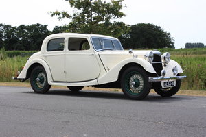 Riley 12/4 Sprite Continental Touring 1937 For Sale