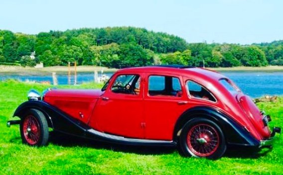1937 Riley 12/4 Kestrel  SOLD (picture 4 of 6)