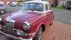 RILEY ONE POINT FIVE  1961 For Sale