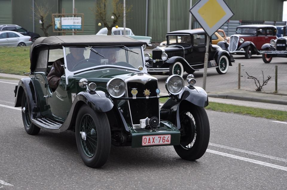1934 Riley Lynx For Sale (picture 1 of 5)