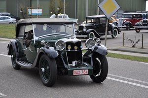 1934 Riley Lynx For Sale