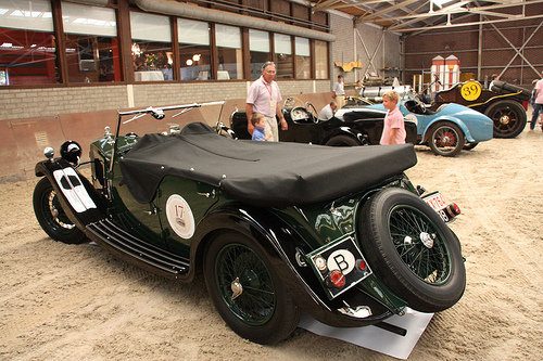 1934 Riley Lynx For Sale (picture 3 of 5)