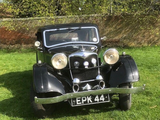 1936 Riley Kestrel 1 1/2. 12/4 .6 Light For Sale (picture 2 of 6)