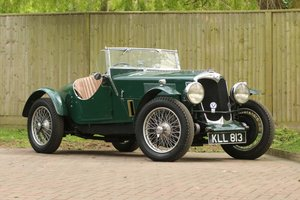1935 Riley 12/4 Special For Sale