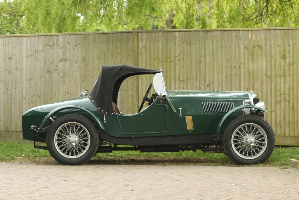 1935 Riley 12/4 Special For Sale (picture 3 of 6)
