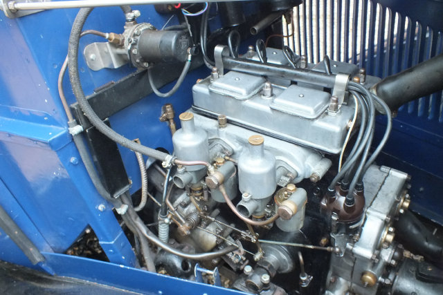 1934 A rare Riley 9 Ascot two four/seat drop head coupe. For Sale (picture 6 of 6)