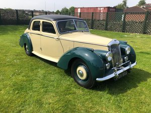 1954 RILEY RME 1.5 Litre For Sale
