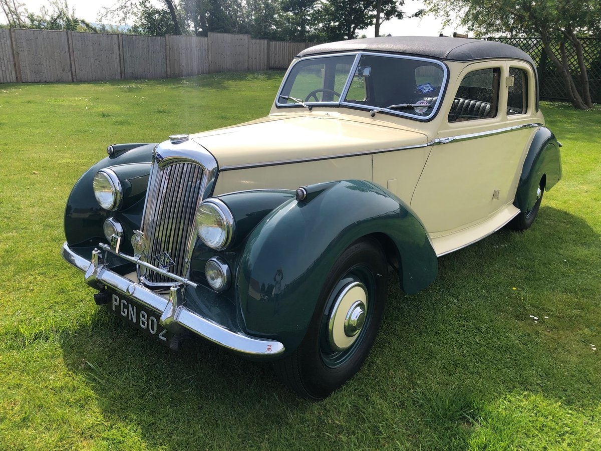 1954 RILEY RME 1.5 Ltre, History, 2 Owners VGC SOLD (picture 2 of 6)