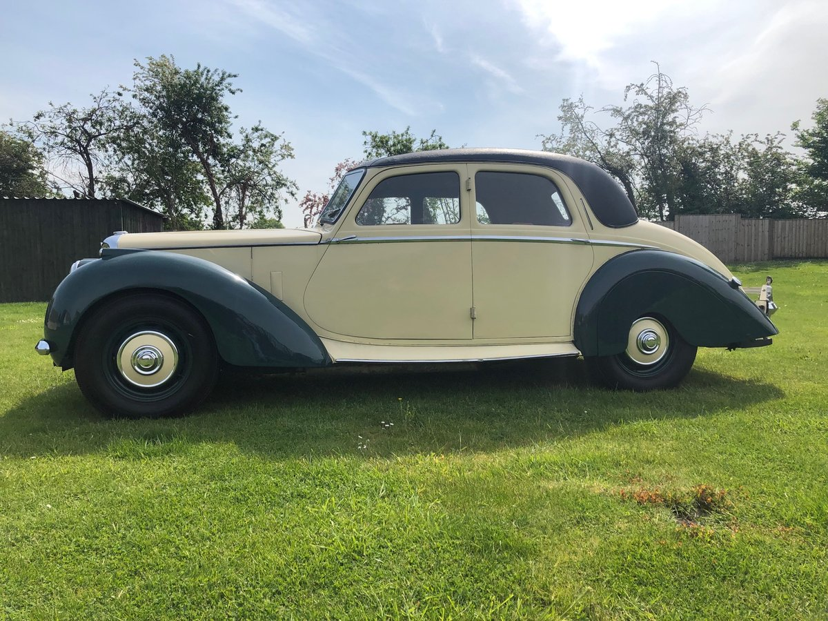 1954 RILEY RME 1.5 Ltre, History, 2 Owners VGC SOLD (picture 3 of 6)