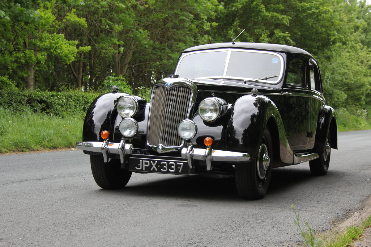 1948 Riley RMB - Ex Goodwood Police Car SOLD (picture 3 of 12)