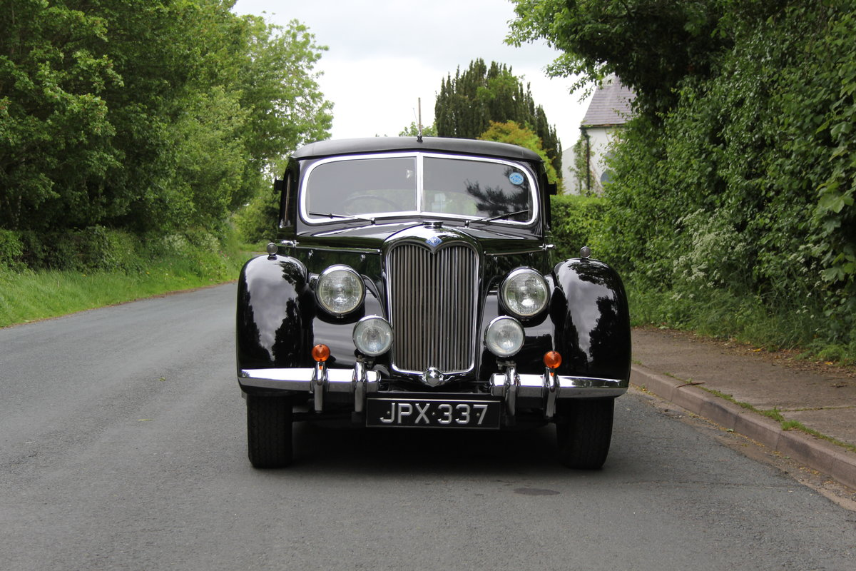 1948 Riley RMB - Ex Goodwood Police Car SOLD (picture 2 of 12)