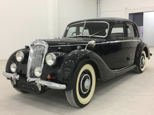 Beautiful Riley RMA 1,5 with original upholstery