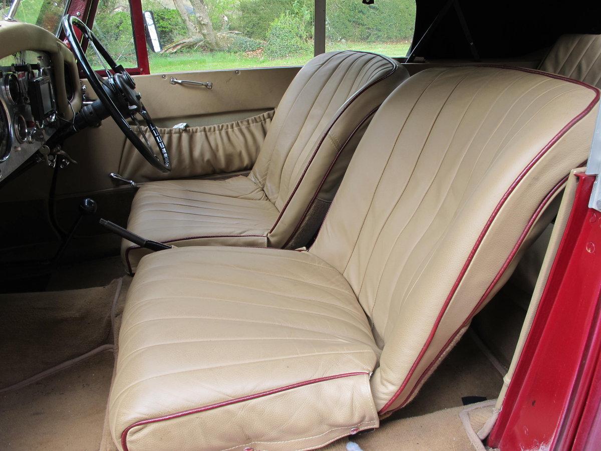 1937 12/4 Kestrel tourer For Sale (picture 4 of 5)
