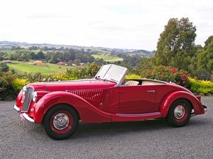 1947 Riley Special Superb modernisation-a classic body