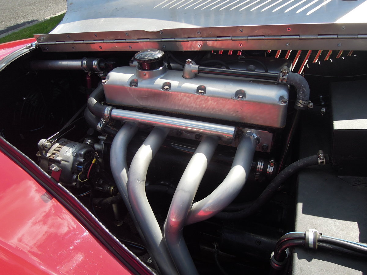 1947 Riley Special Superb modernisation-a classic body For Sale (picture 5 of 6)