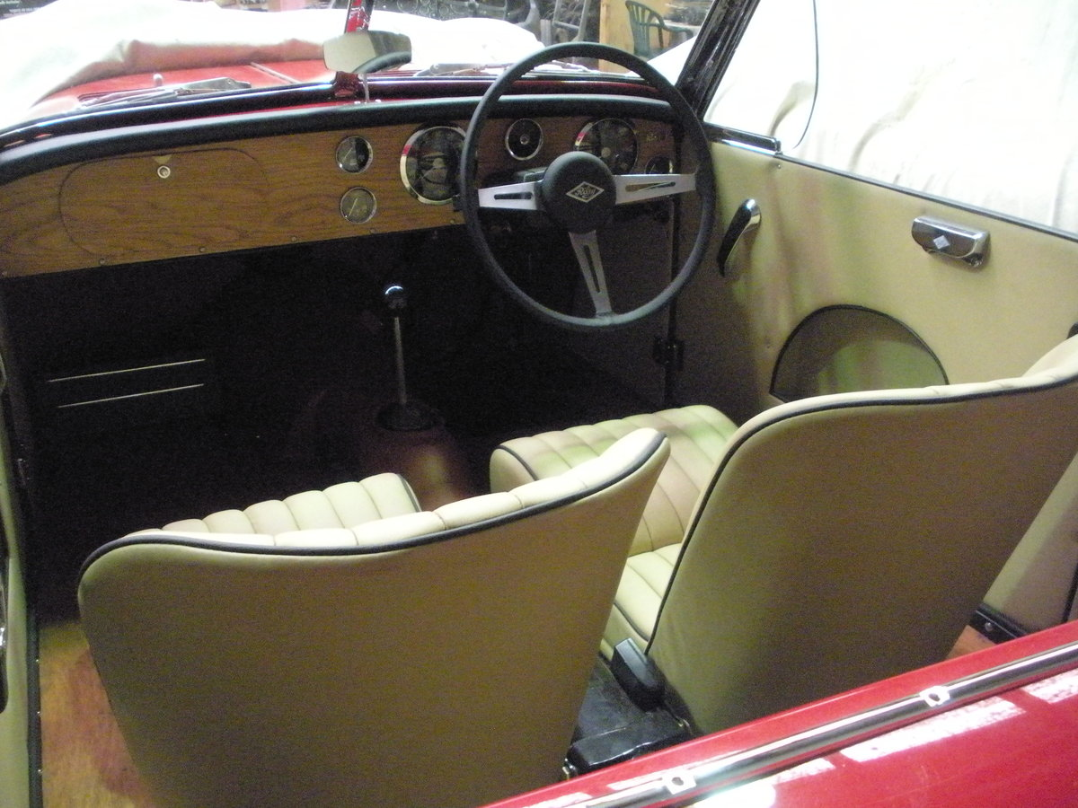 1947 Riley Special Superb modernisation-a classic body For Sale (picture 6 of 6)