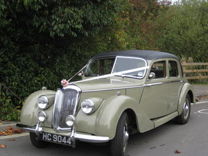 1952 Riley 1'5 RME For Sale