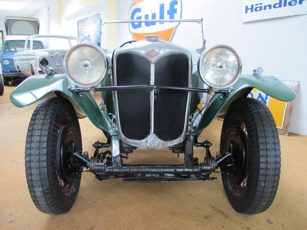 Riley 15/6 Special Project 1934  For Sale (picture 5 of 6)
