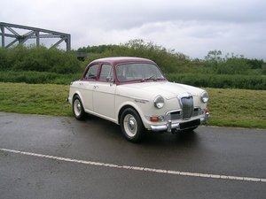 1961 Riley One-Point-Five 1.5 Saloon Historic Vehicle For Sale