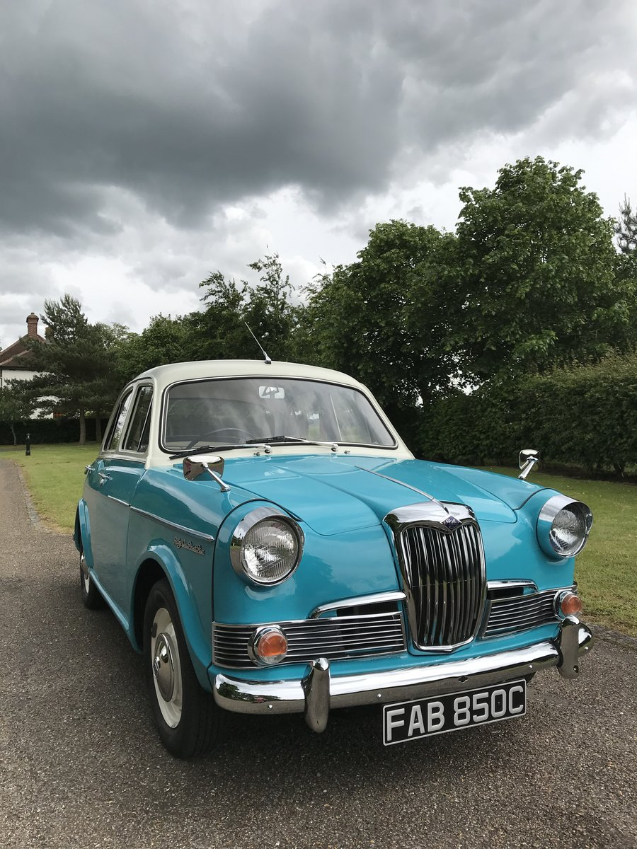 1965 FAB Riley 1.5 For Sale (picture 1 of 6)