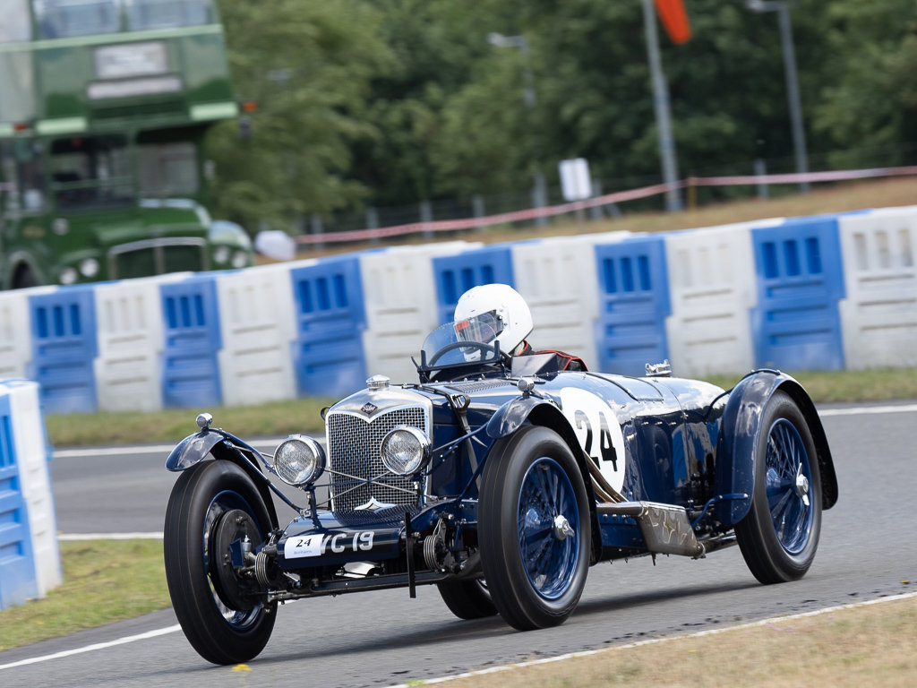 Ex-Works 1935 Riley 'TT' Sprite  For Sale (picture 1 of 12)
