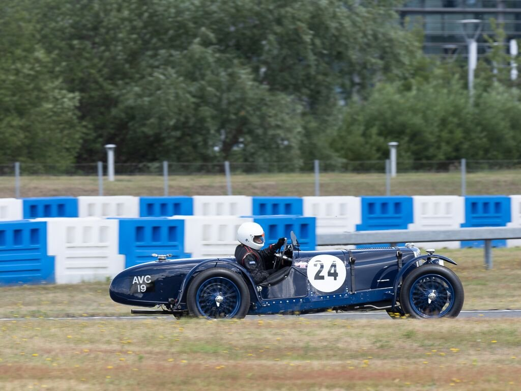 Ex-Works 1935 Riley 'TT' Sprite  For Sale (picture 3 of 12)