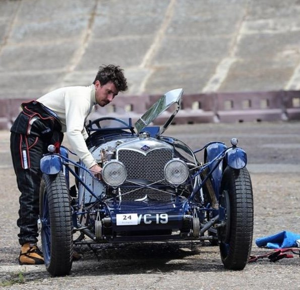 Ex-Works 1935 Riley 'TT' Sprite  For Sale (picture 4 of 12)