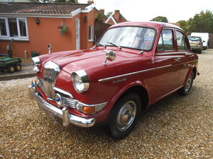 1960 RILEY ONE POINT FIVE 1.5 SPORTS SALOON For Sale