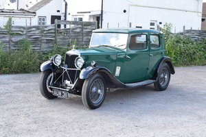 1932 Riley 9 Monaco For Sale by Auction