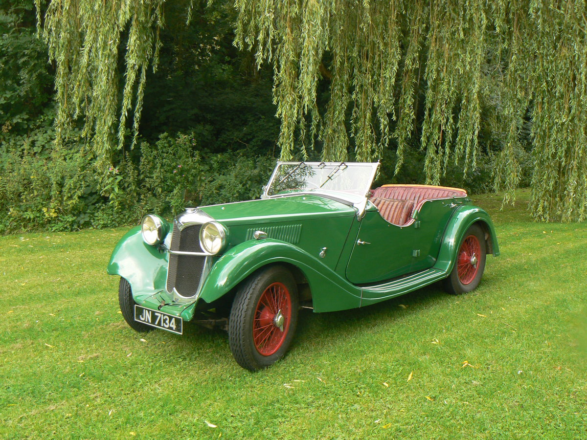 1936 Riley Lynx 12/4 For Sale (picture 2 of 6)