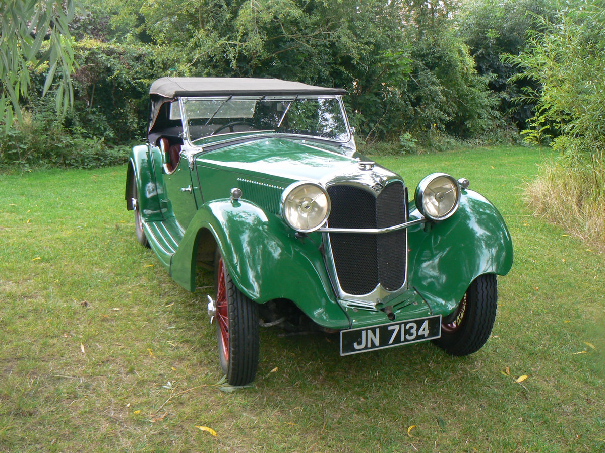 1936 Riley Lynx 12/4 For Sale (picture 4 of 6)