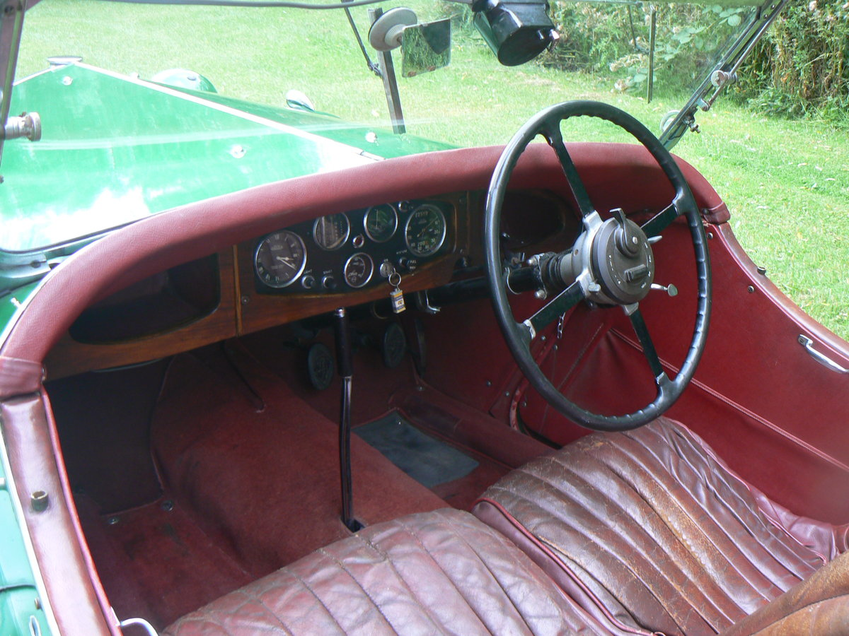 1936 Riley Lynx 12/4 For Sale (picture 6 of 6)