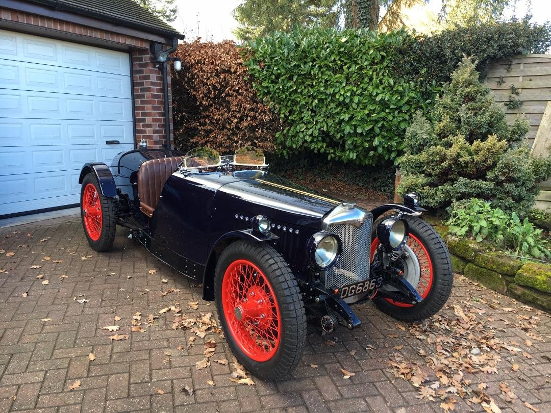 1932 Riley Brooklands Six  For Sale (picture 6 of 6)