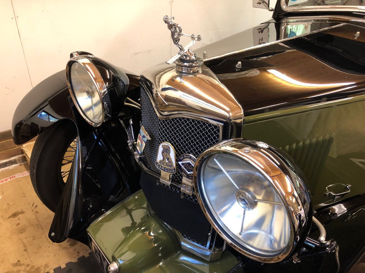 1932 Riley Stelvio for sale SOLD (picture 3 of 6)
