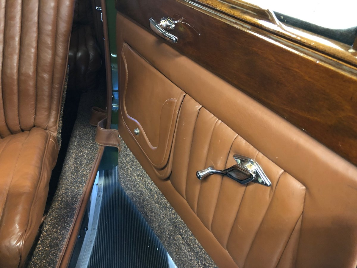1932 Riley Stelvio for sale SOLD (picture 6 of 6)